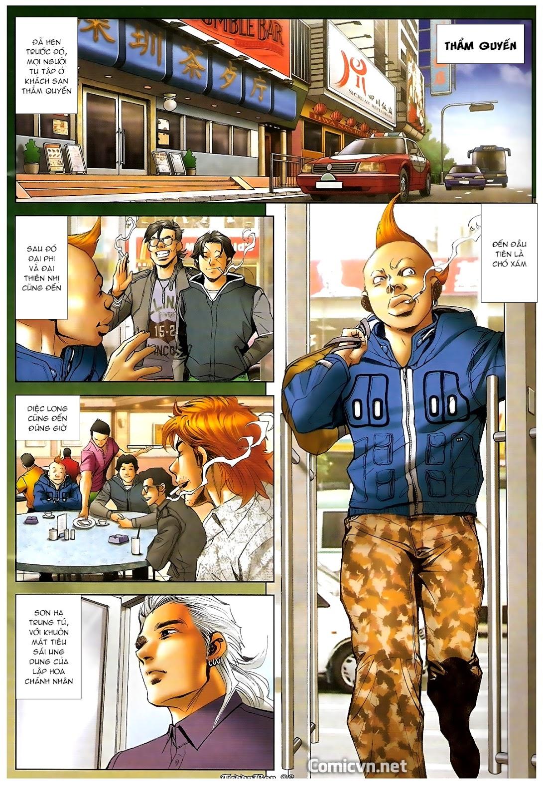 Người Trong Giang Hồ - Chapter 1216: Tráng Sĩ - Pic 21