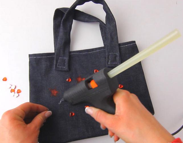 Простая женская сумка. Мастер-класс