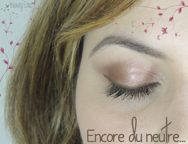 tutoriel maquillage laura mercier neutre