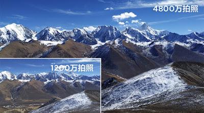 Hasil Foto Xiaomi Redmi Note 7