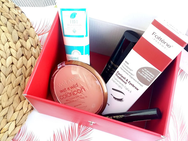 Beauty Test Box*