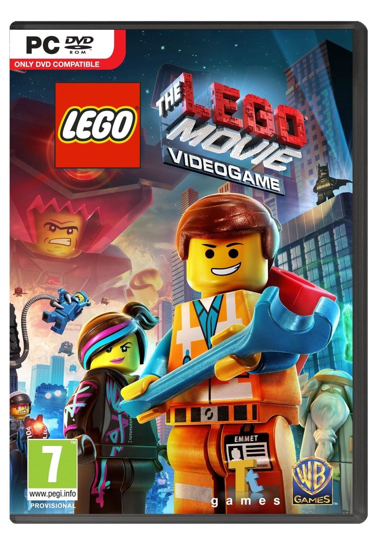 The LEGO Movie Videogame PC ESPAÑOL