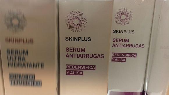 Serum anti arrugas Deliplus Mercadona
