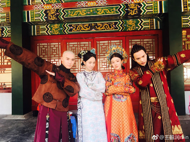 Spinoff Story of Yanxi Palace