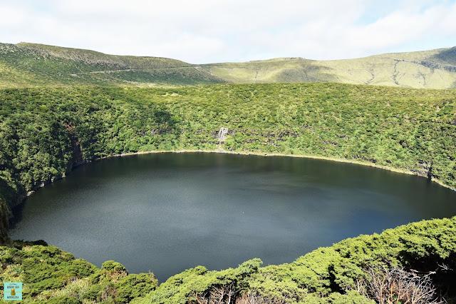 Lagoa Negra, isla de Flores (Azores)