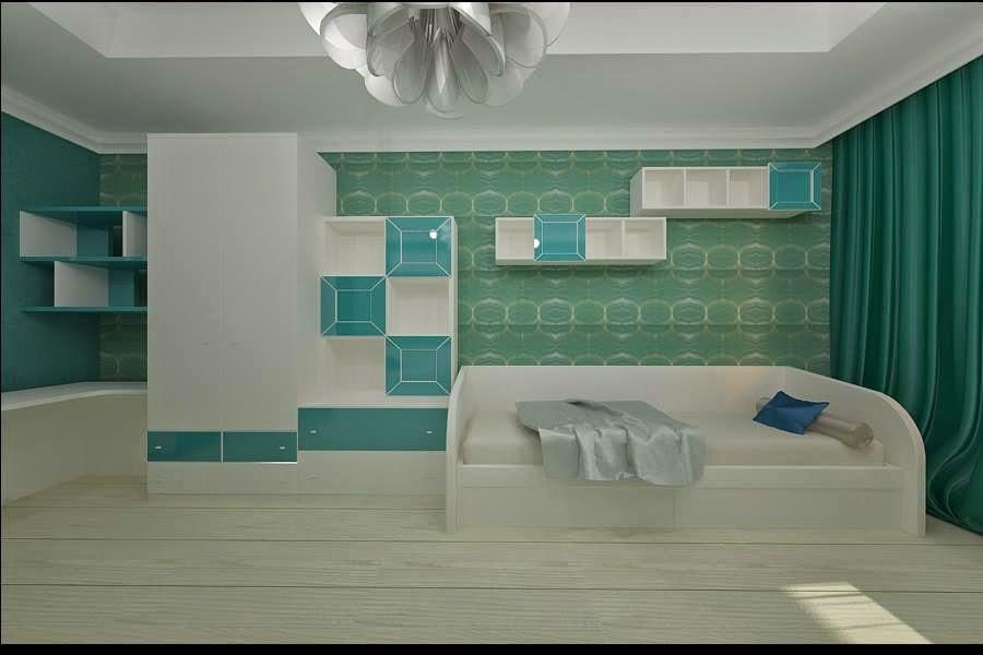 Design interior modern | Design interior - dormitor - casa - Constanta
