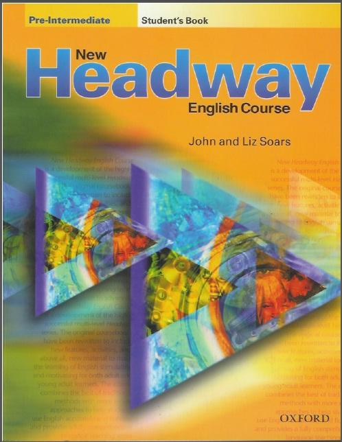 حل كتاب headway plus المستوى الاول
