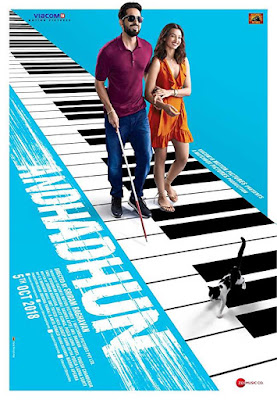 Andhadhun (2018) HQ 480p 720p 1CD Pre-DvD x264 AAC Download Watch Online Google Drive