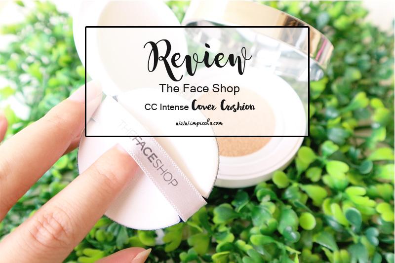 The Face Shop CC Intense Cover Cushion