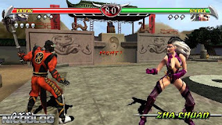 Download Mortal Kombat - Unchained (Europe) Game PSP for Android - www.pollogames.com