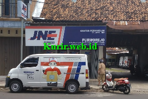 Alamat Agen JNE Express Di Purworejo