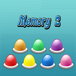 Color Bulbs Memory Game