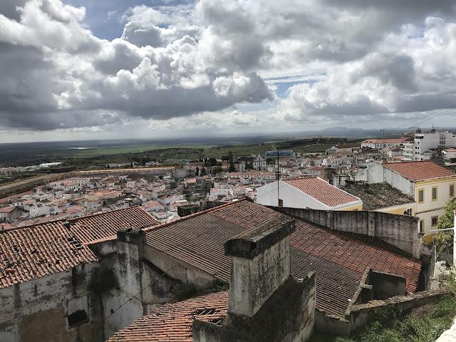 Miradouro do Castelo, Elvas