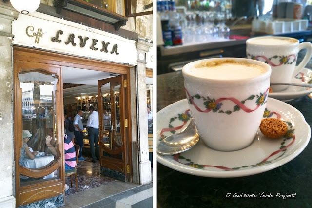 Caffe Lavena por El Guisante Verde Project