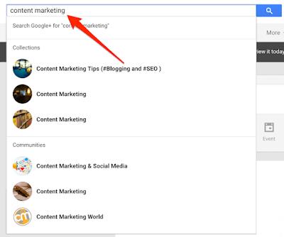 Find-communities-on-Google-Plus