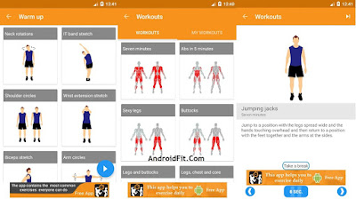 10 Best Free Workout Apps for Android in 2018 (Fitness Workout Apps) 7