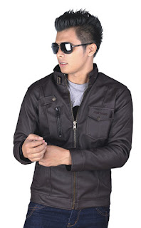 Jaket / Hoodies / Sweater Kasual Pria CATENZO - RC 107