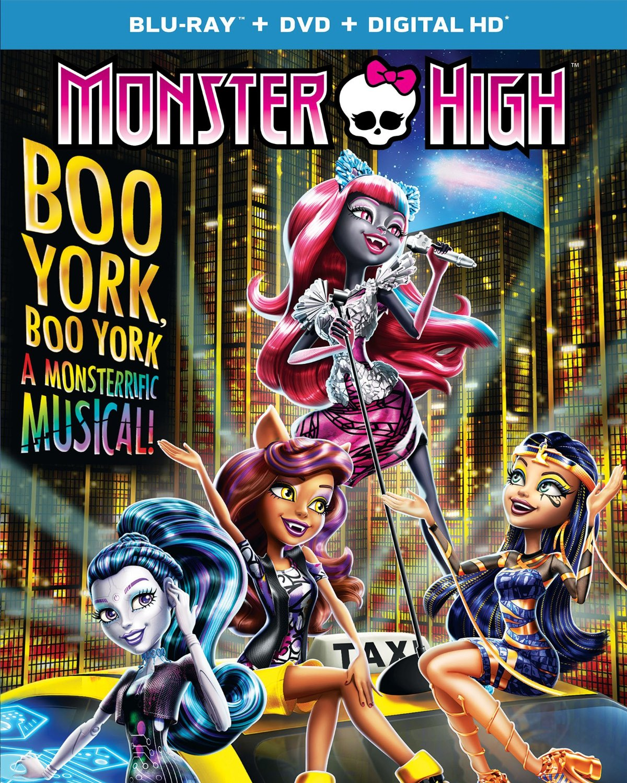 Monster High Boo York, Boo York (2015) มอนสเตอร์ ไฮ มนต์เพลงเมืองบูยอร์ค