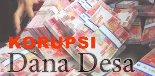 KPK Terima 459 Laporan Dugaan Korupsi Dana Desa