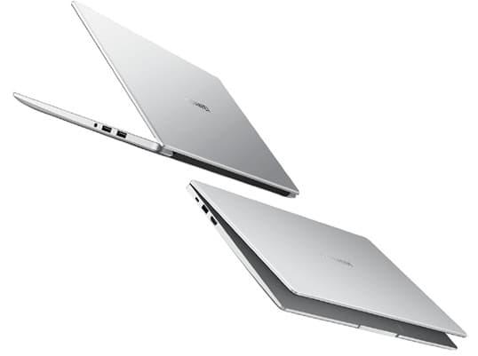 Huawei MateBook D 15: ultrabook de 15'' con procesador AMD Ryzen 5, disco SSD, carga rápida y Huawei Share