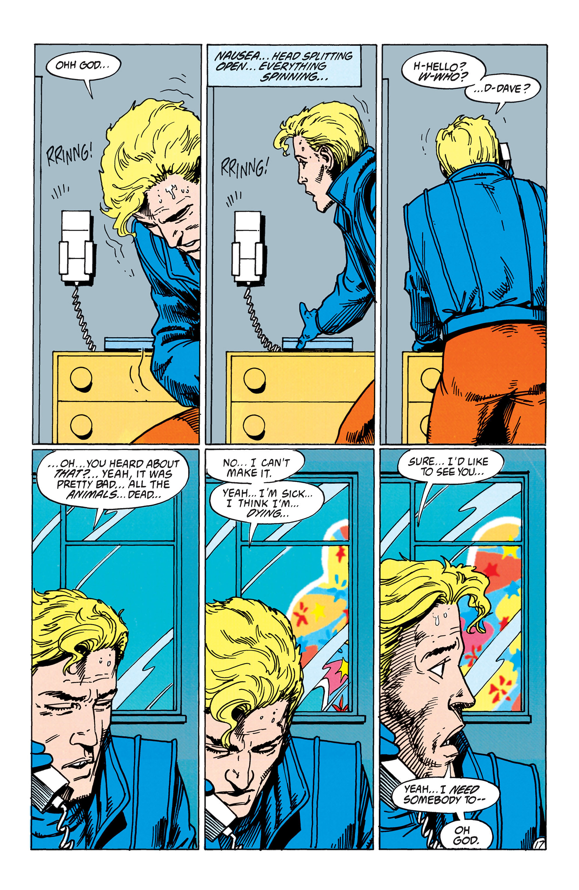 Read online Animal Man (1988) comic -  Issue #38 - 18
