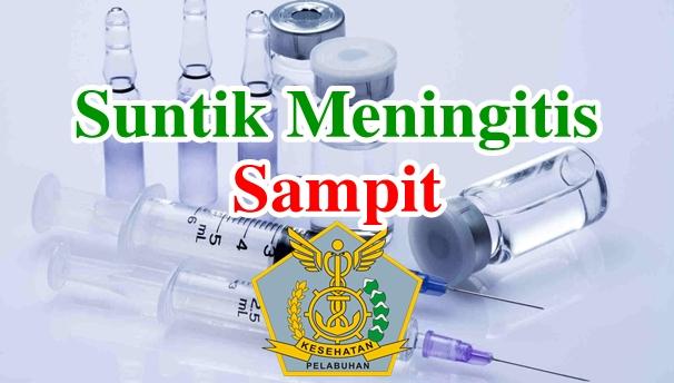 Alamat Tempat Suntik Vaksin Meningitis di Sampit