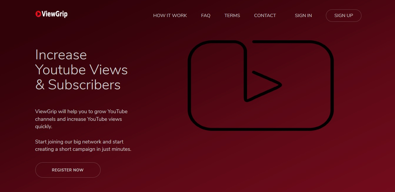 ViewGrip for Youtube Views & Subs4Subs