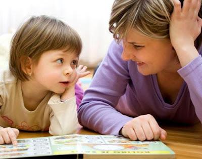 Cara Mudah Mengajari Anak Agar Cepat Bisa Membaca