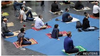 ONE GOD! German Church Opens Doors For Muslim Worshippers During Ramadan