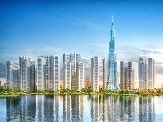 Top 4 những khu đô thị đẹp nhất hà nội