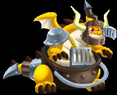 imagen del dragon drato de dragon city