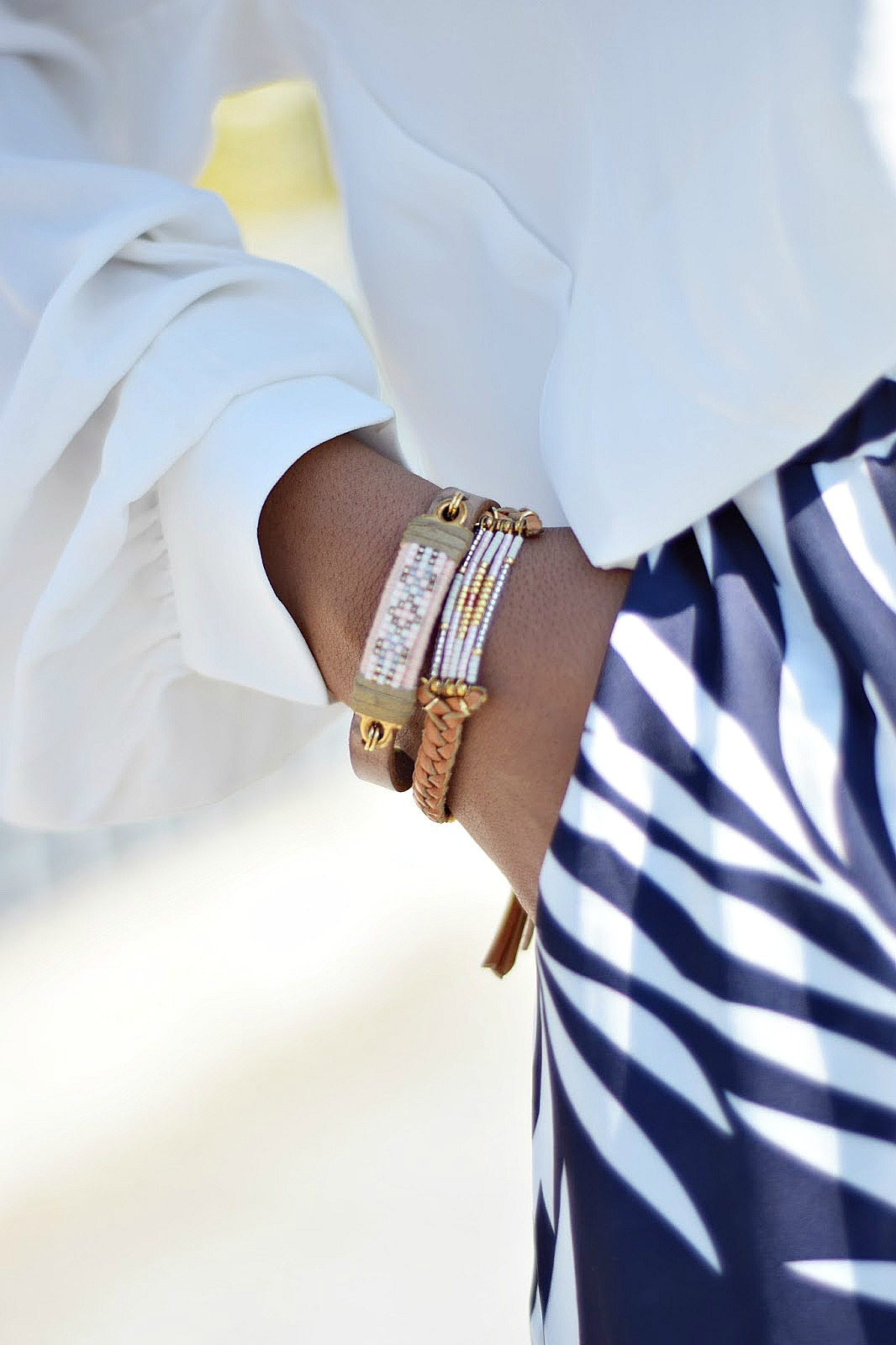 how to style ethnic jewelry