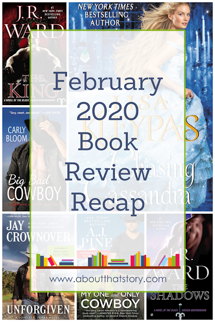 February 2020 Book Review Recap | About That Story