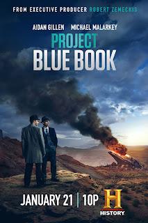 Project Blue Book Temporada 2 capitulo 1