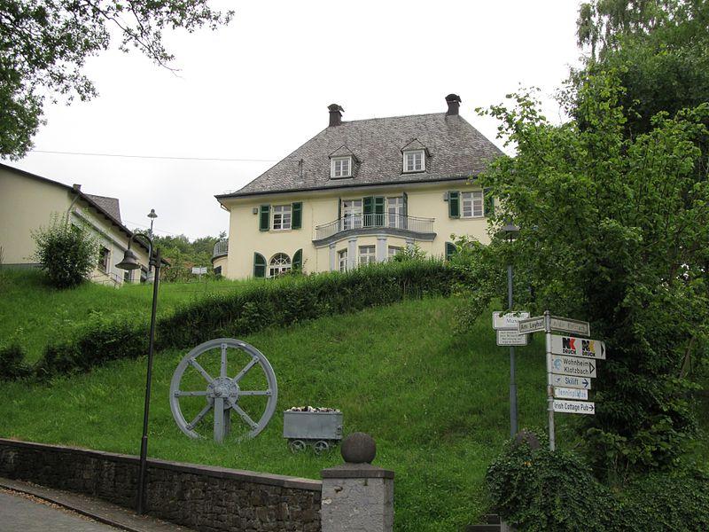 Haus Concordia in Neunkirchen wizyta w Niemczech