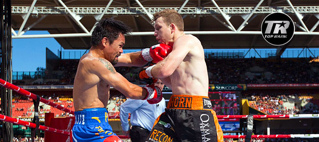 Manny Pacquiao vs. Jeff Horn: Official Fight Stats, Final Punch Stats, Scorecards, and more!