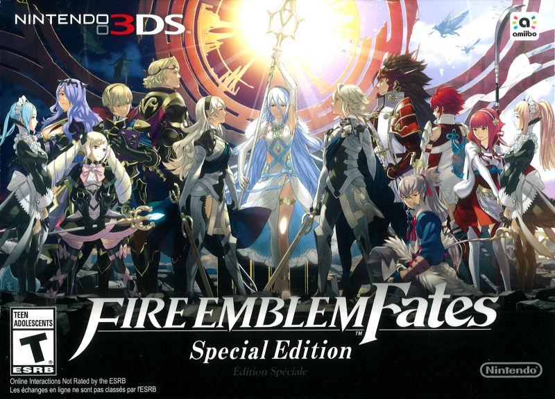 3ds roms fire Emblem Fates