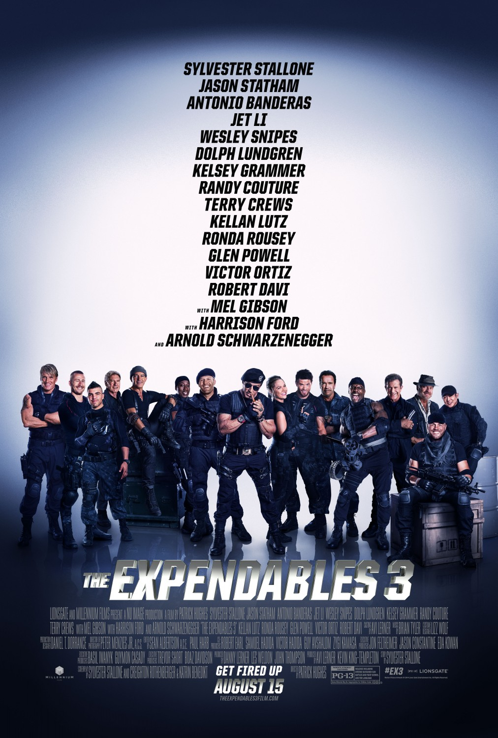 Nonton Film The Expendables 3 (2014)
