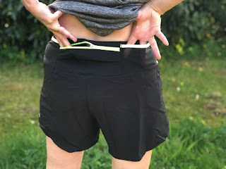 kalenji trail running shorts