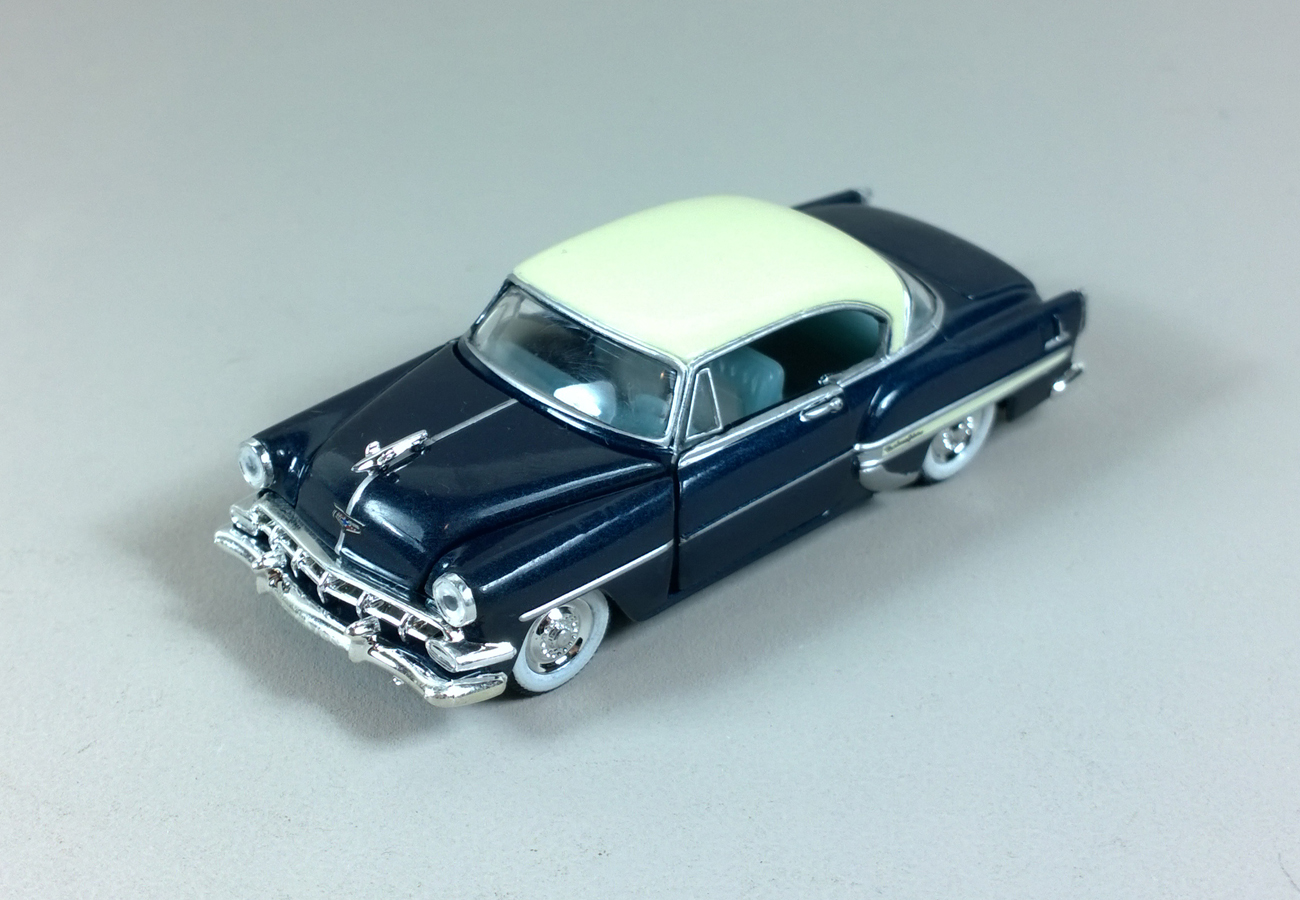 Sixty Four Ever Diecast 1954 Chevrolet Bel Air By M2 Machines Chevy