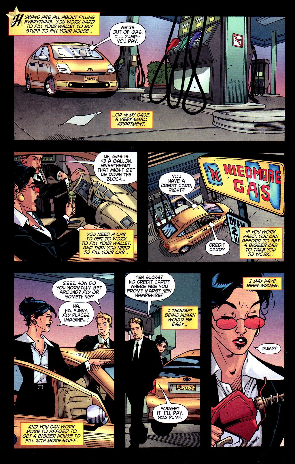Read online Wonder Woman (2006) comic -  Issue #6 - 10
