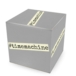 #timemachine - The First Real Time Machine