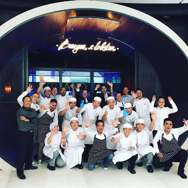 London S Burger Amp Lobster To Open In Malaysia Thehive Asia