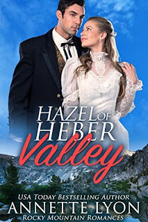 Heidi Reads... Hazel of Heber Valley by Annette Lyon