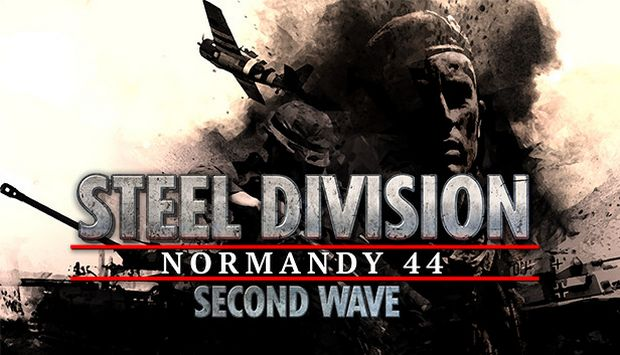 STEEL DIVISION NORMANDY 44 SECOND WAVE-FREE DOWNLOAD