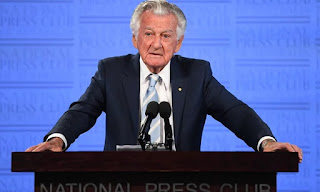 Marriage survey the worst economic decision by any PM - Bob Hawke.