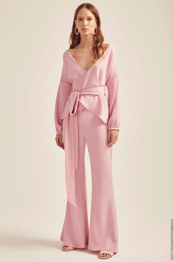 Moda verano 2019 colores de moda para mujer - Ropa de mujer moda 2019.