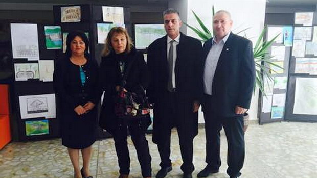 Πρωτόκολλο συνεργασίας του γεωγραφικού τριγώνου των Δήμων Ορεστιάδας - Ιβαΐλοβγκραντ - Λιούμπιμετς
