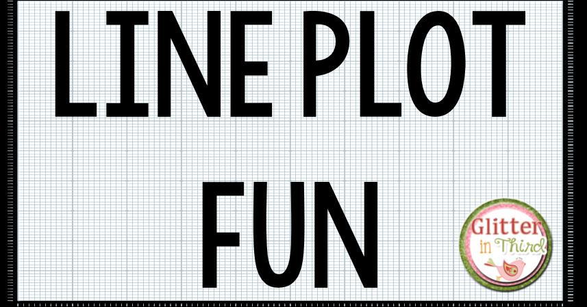 Glitter in Third: Line plot fun!