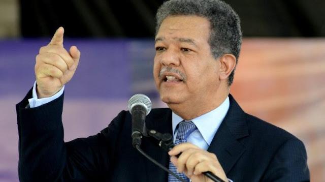 Leonel Frenández desesperado  acusa al PRSC y al PRM de aliarse con Danilo Medina para pactar primarias abiertas